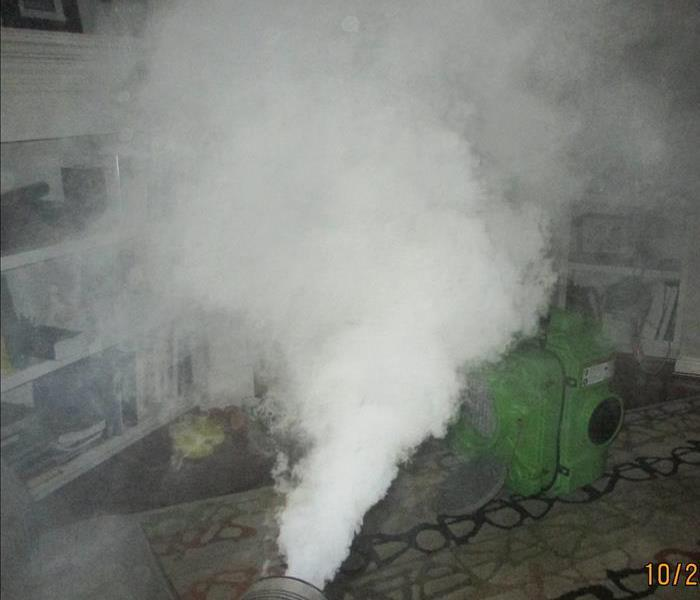 Fogging in Monroe Home