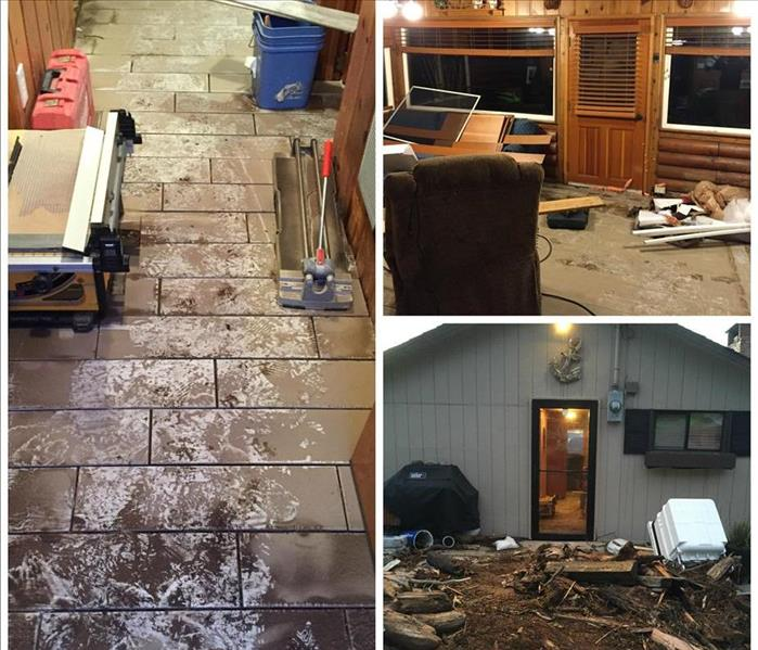 Water Damage Mother Nature Making Messes - SERVPRO® of North Everett/Lake Stevens/Monroe & SERVPRO® of South Everett Making It Better!